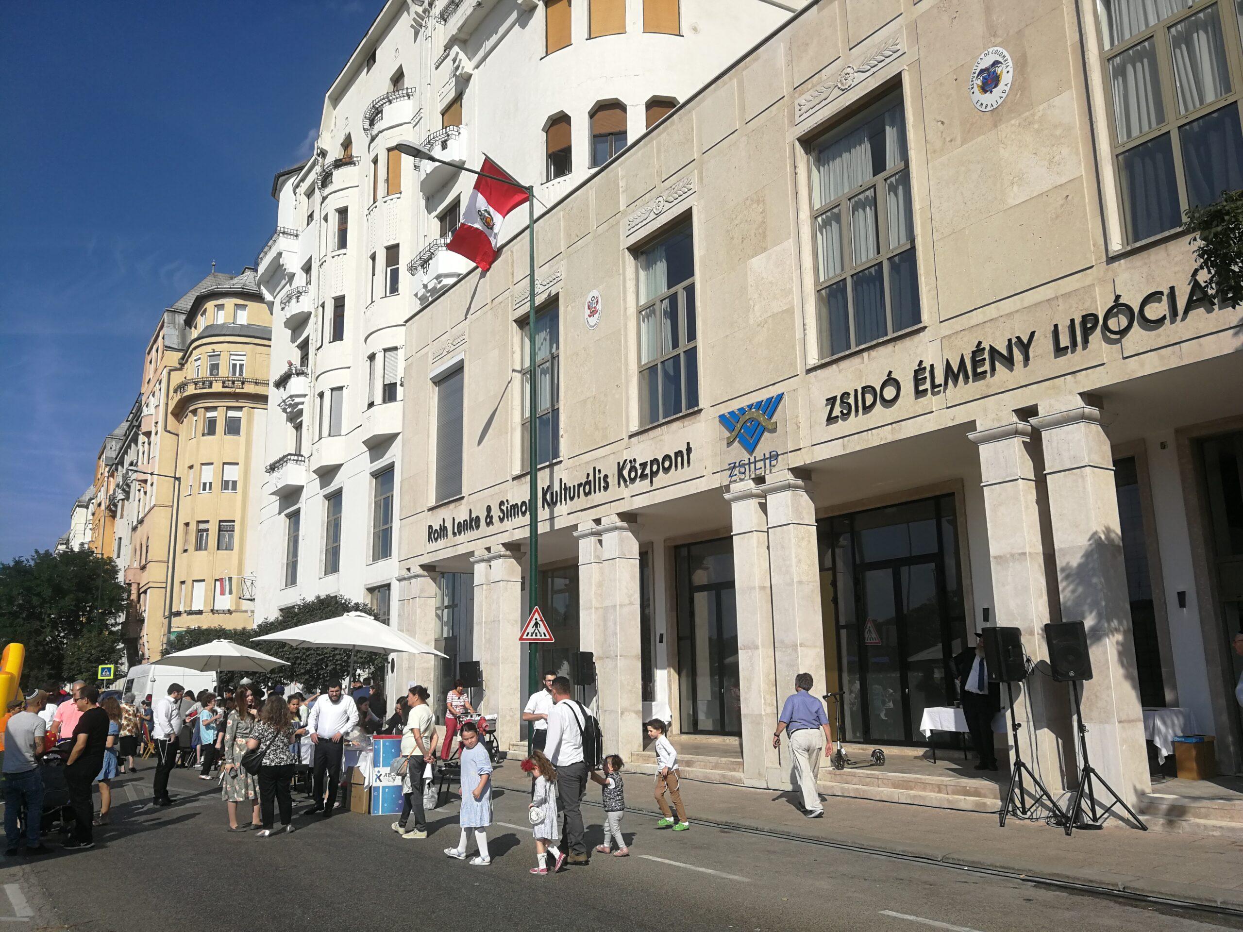 Megynyílt a Zsilip, Budapest legújabb zsidó kulturális központja – VIDEÓ