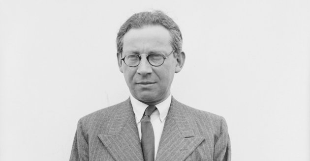 Alexander Korda, the Hungarian-Jewish film director who became a knight