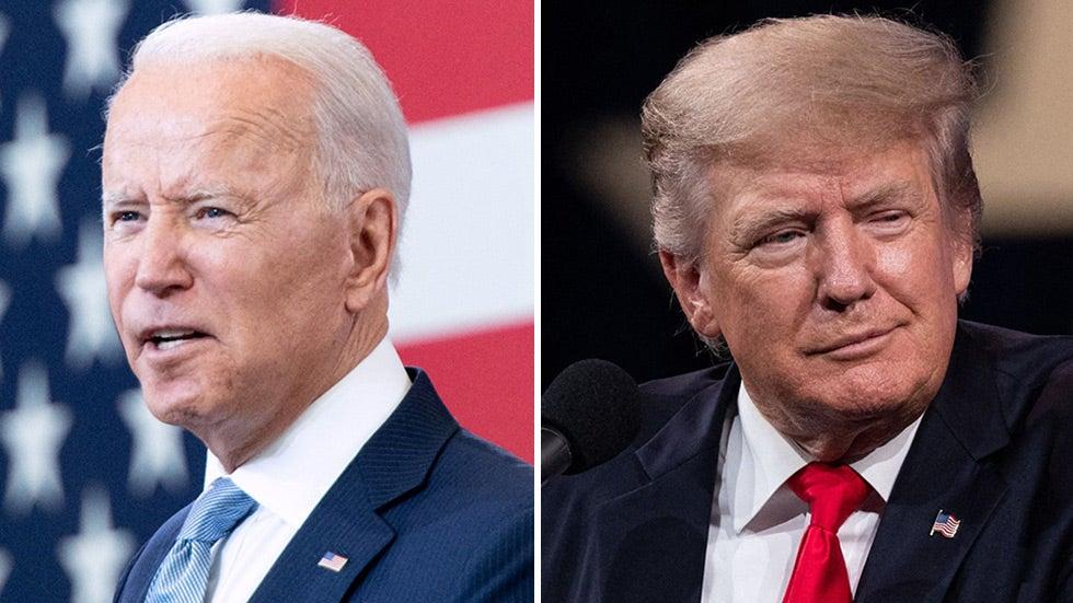 Trump legyőzné Bident, ha ma lenne az elnökválasztás