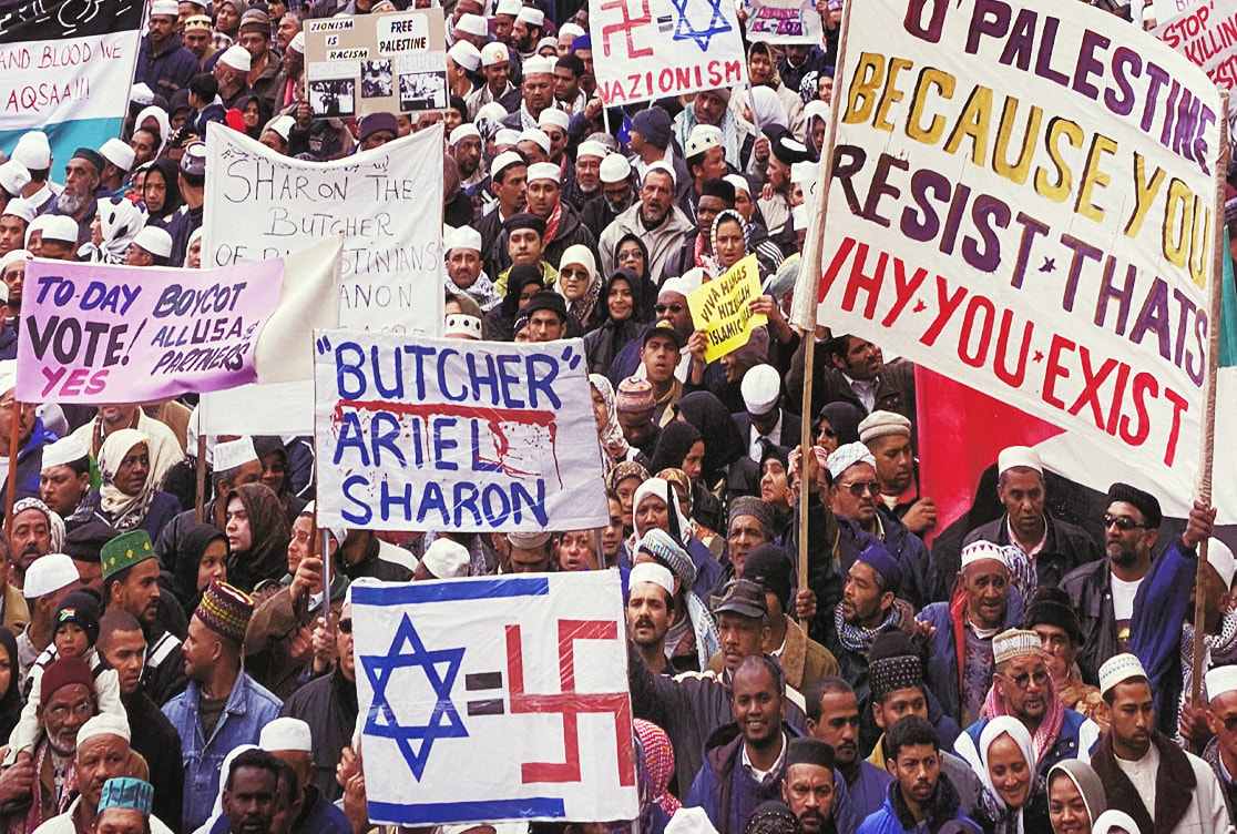 Mi ünnepelnivaló van az ENSZ durbani gyűlöletfesztivál 20. évfordulóján?