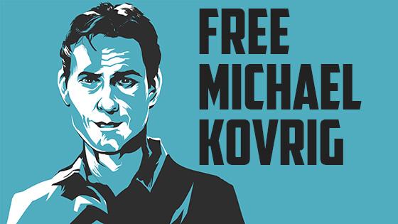 Több mint ezer napja raboskodik Kínában a magyar származású Michael Kovrig