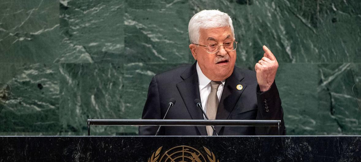 Biden nem akart találkozni Abbásszal