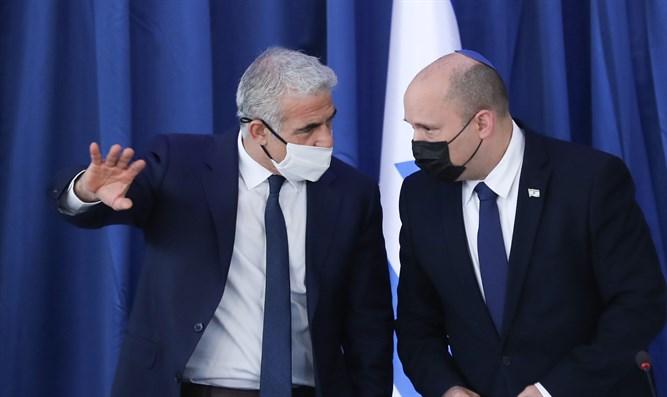 Vezető palesztin tisztviselő: Megvárjuk míg Lapid lesz a miniszterelnök