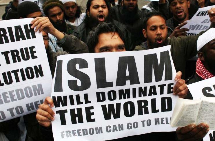 A Nyugat kapitulációja az iszlamisták előtt