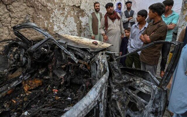 Vizsgálatot indított az amerikai hadsereg a kabuli dróntámadás miatt, rossz célpontot lőhettek ki