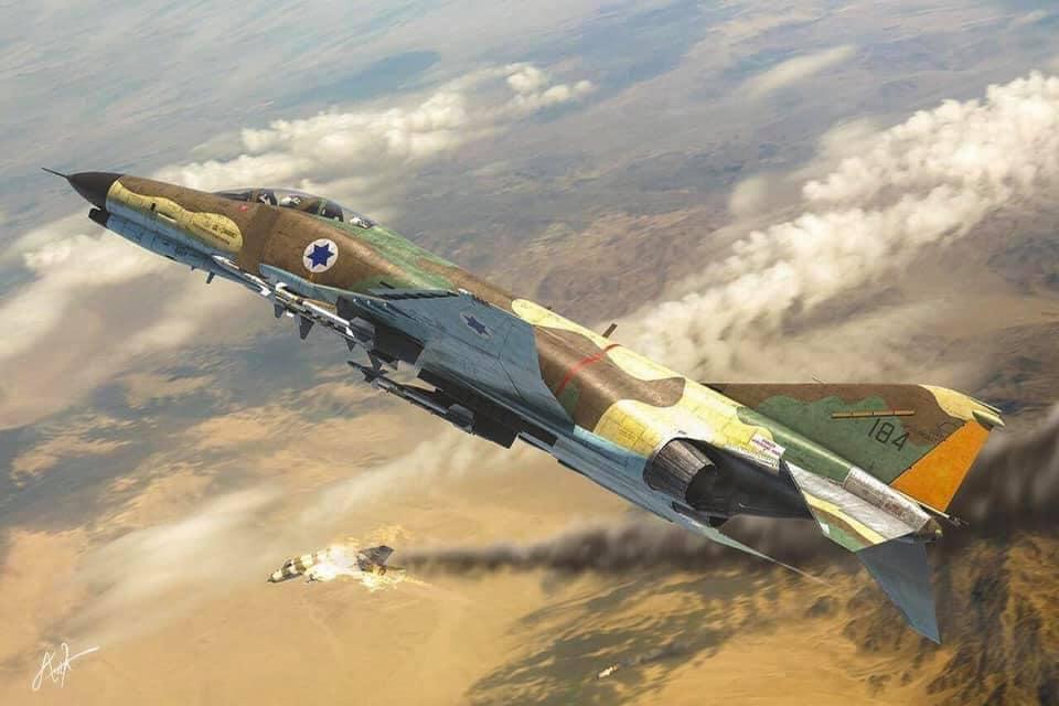 Hogyan nyerte meg Izrael a levegőben a Jom Kippur-i háborút?