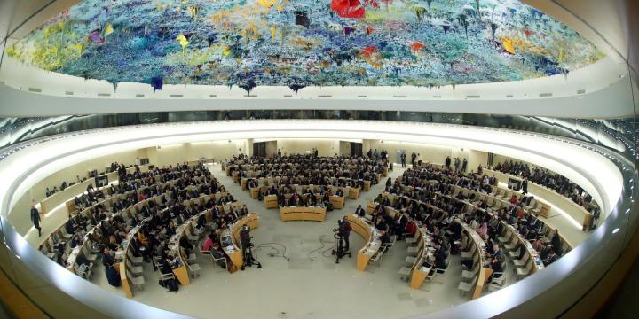 """Törvényhozók százai sürgetik az ENSZ-t, hogy szüntesse meg az Izraellel szembeni """"szisztematikus"""" diszkriminációt"""