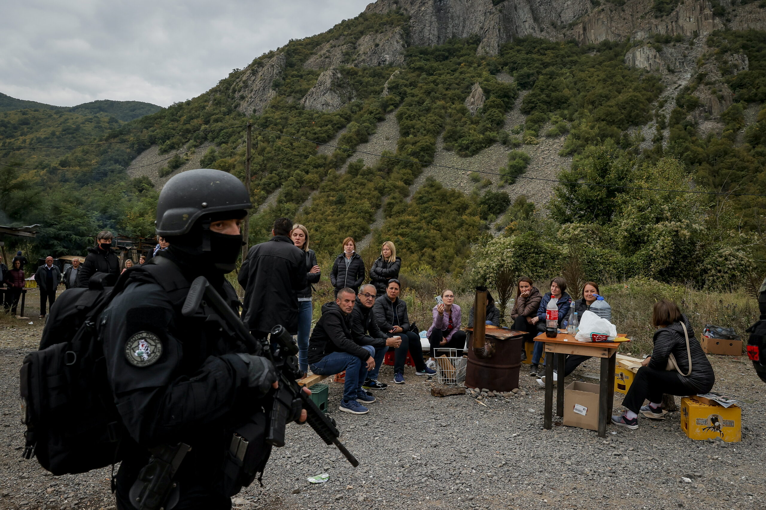 Lelőttek egy szerbet Koszovóban – Szerbia a NATO-hoz fordul
