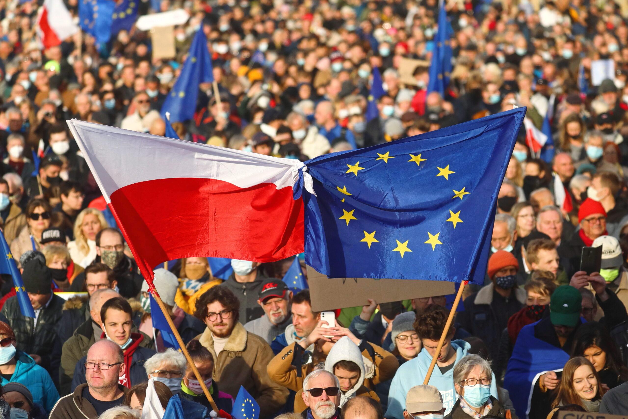 Economist: Lengyelország nem fog kilépni és ez problémát jelent az EU-nak