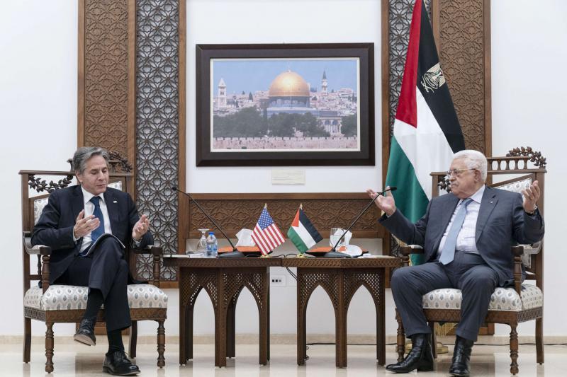 Biden palesztin konzulátusi lépése lesz Bennett legkeményebb próbatétele