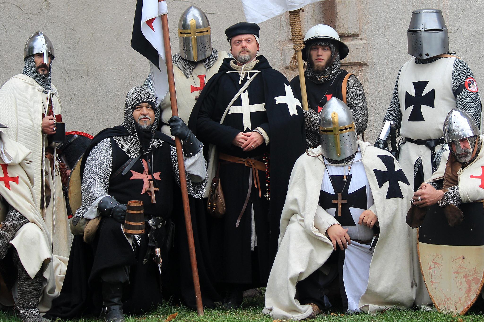 Keresztes lovagok táborára bukkantak Izraelben