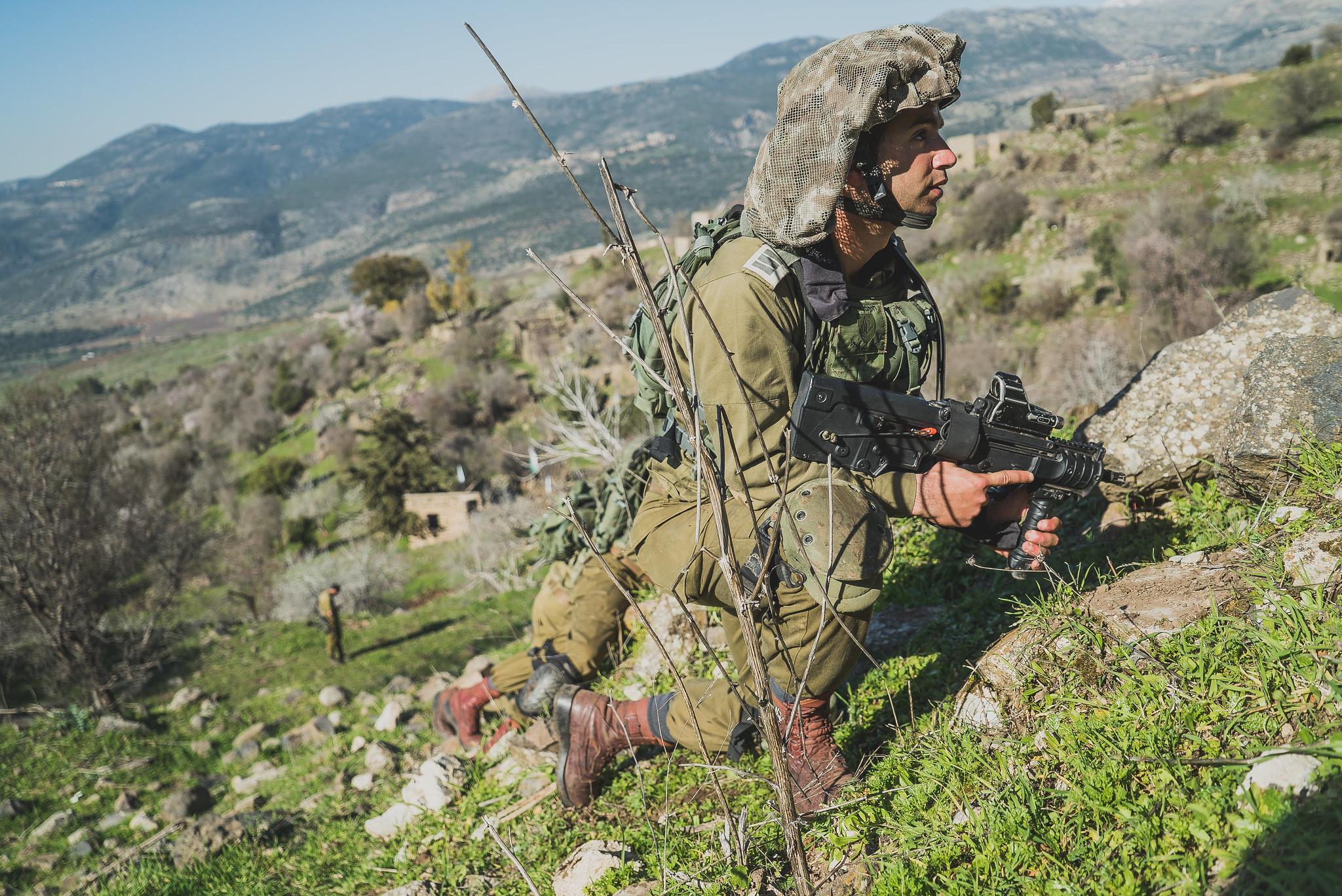 Jordánia, Izrael keleti bástyája Iránnal szemben