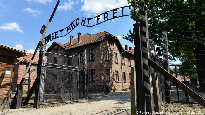 Antiszemita rongálás az auschwitzi múzeumban