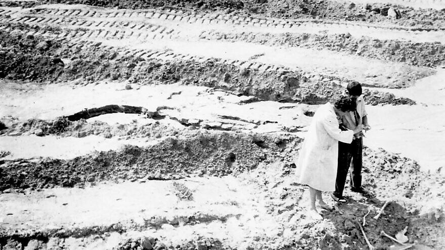 Ritka fotók kerültek elő a Babij Jar-i tömegmészárlás helyszínéről