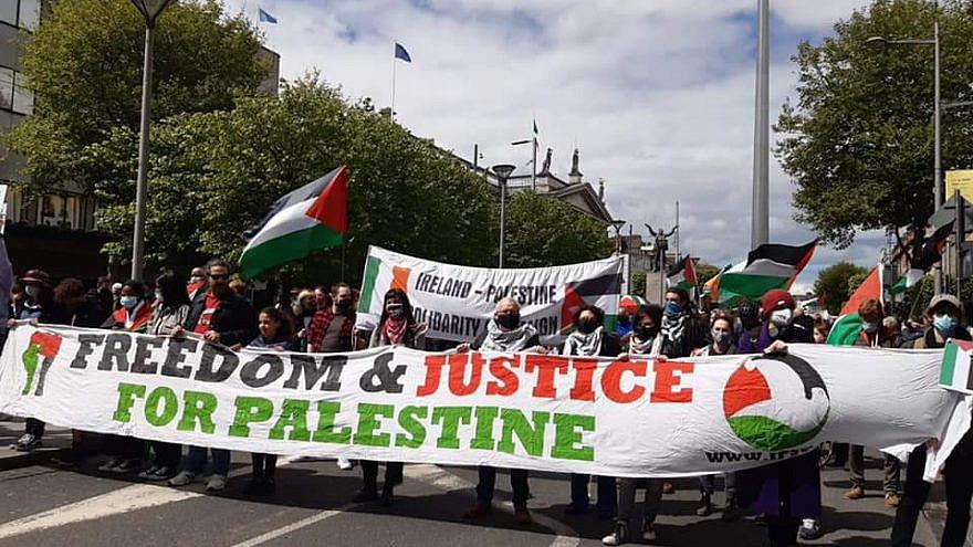 """Jelentés az ír politikusok és aktivisták körében elterjedt, """"felülről irányított"""" antiszemitizmusról"""