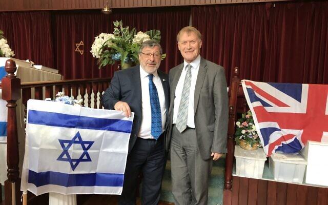 A zsidóság nagy barátja volt a meggyilkolt brit konzervatív képviselő